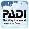 PADI The Way the World Learns to Dive™